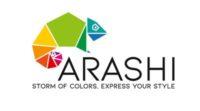 Arashi logo chameleon