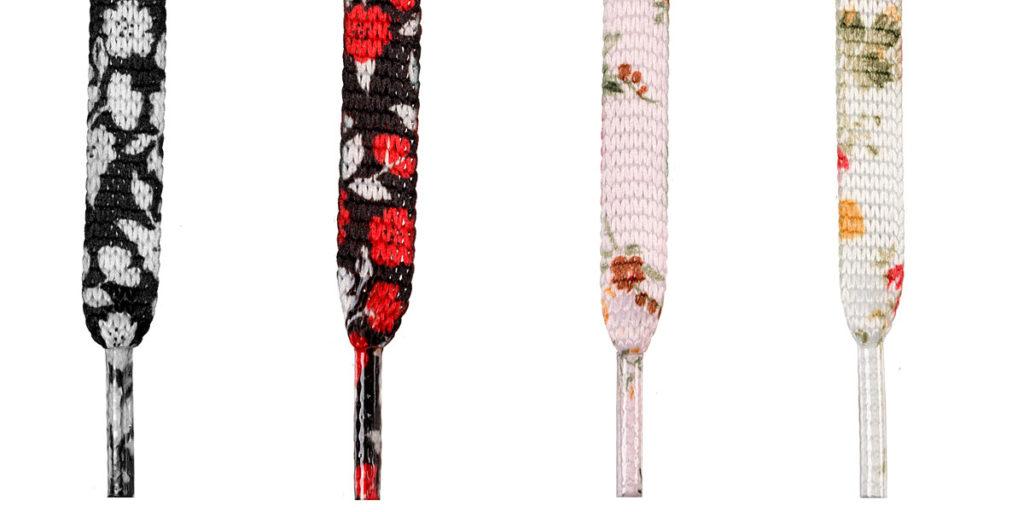 ARASHI shoelace wild flower