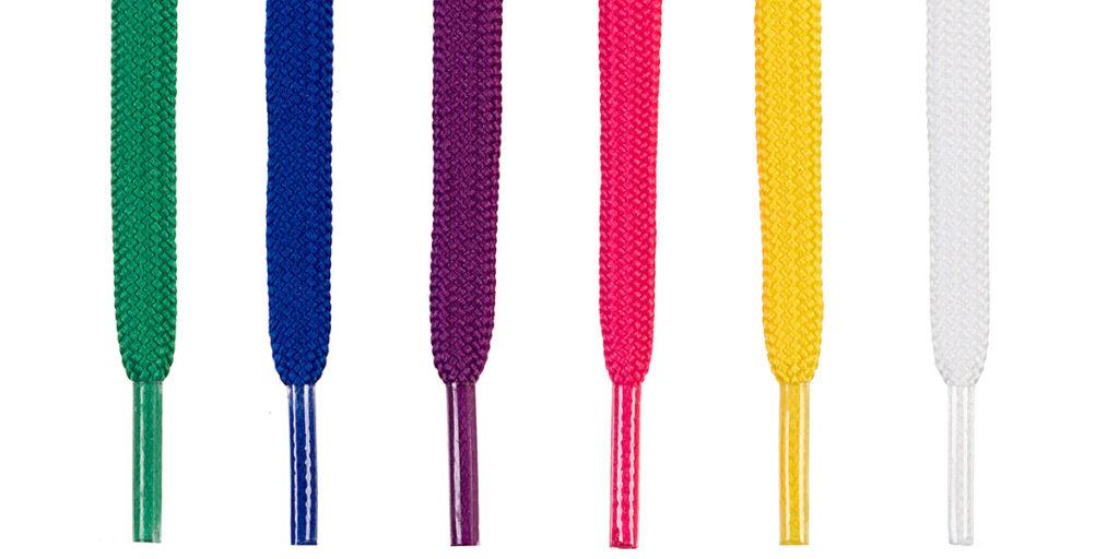 ARASHI shoelace light mono colors